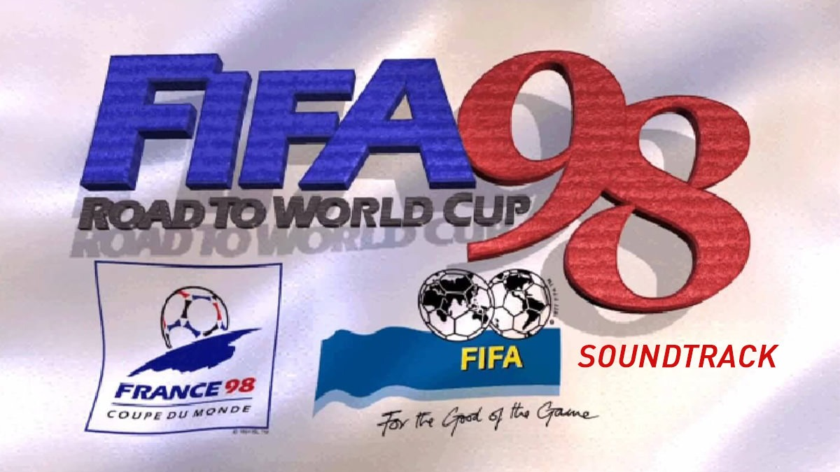 I Love Rock And Games - FIFA: Road to World Cup 98 (1997)