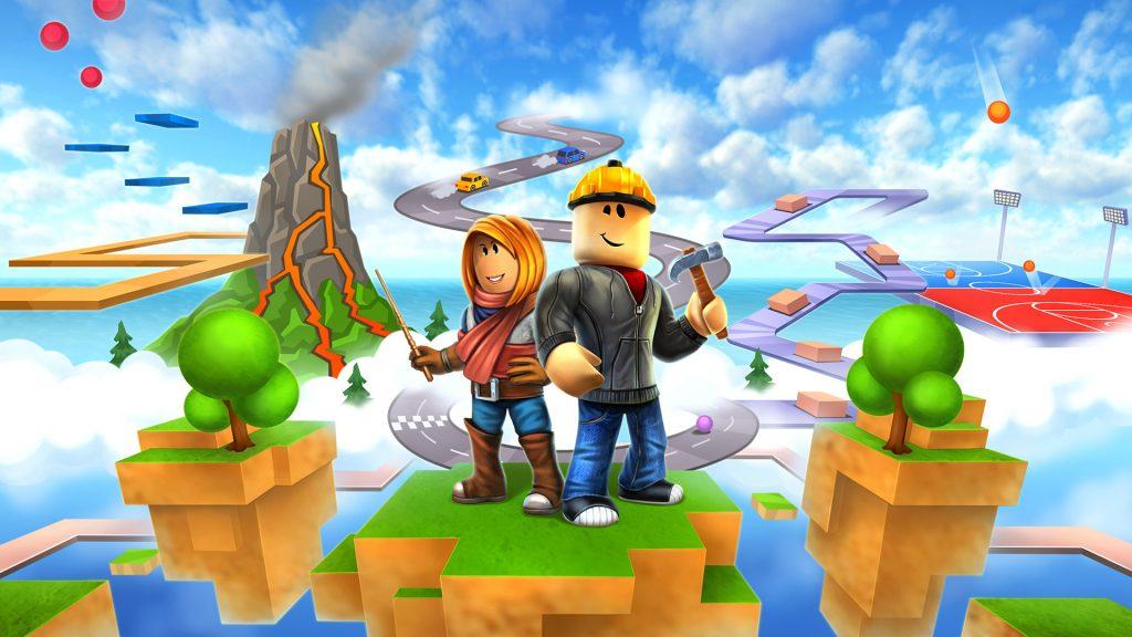 Imagen promocional de ROBLOX