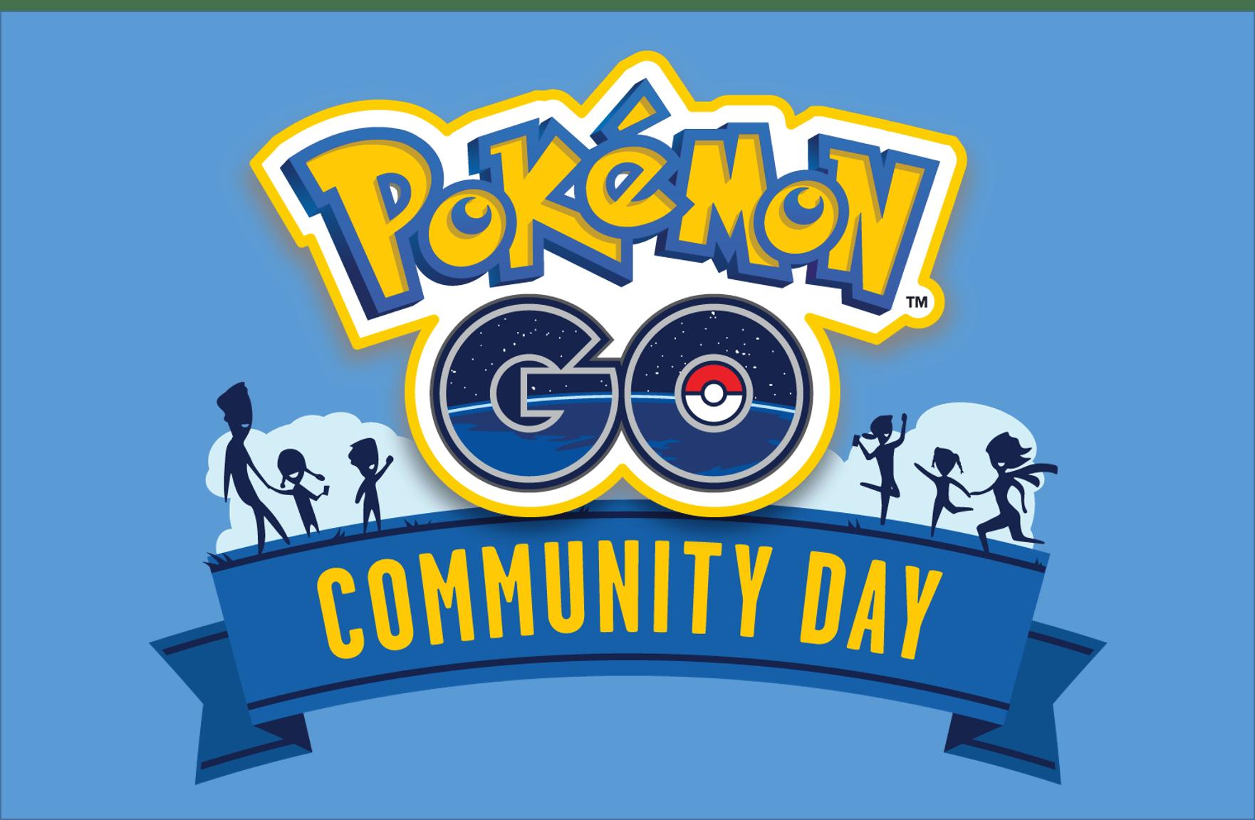 Un Día Especial,  Pokémon Go Community Day