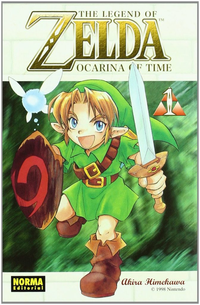 THE LEGEND OF ZELDA 01: OCARINA OF TIME