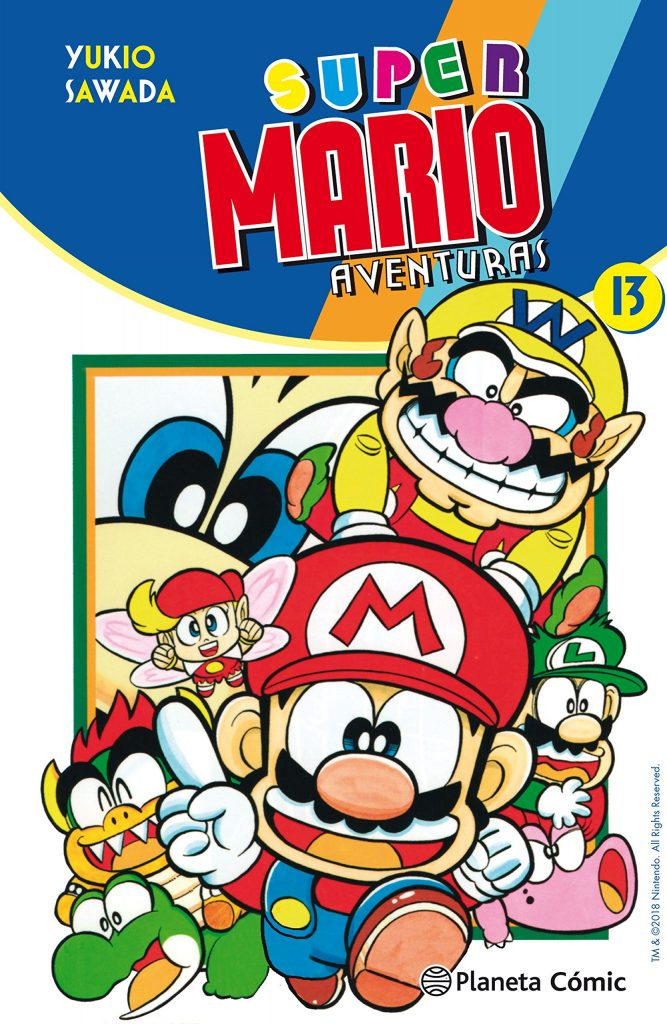 Super Mario : Aventuras (Manga Kodomo)
