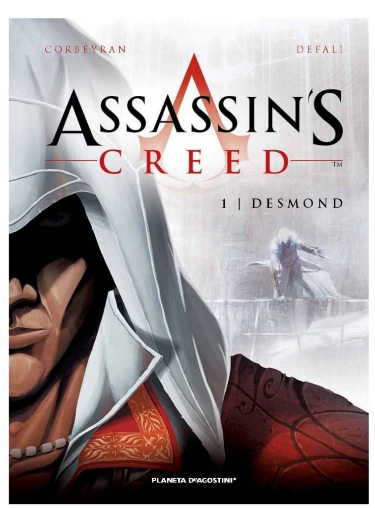 ASSASSIN´S CREED : DESMOND