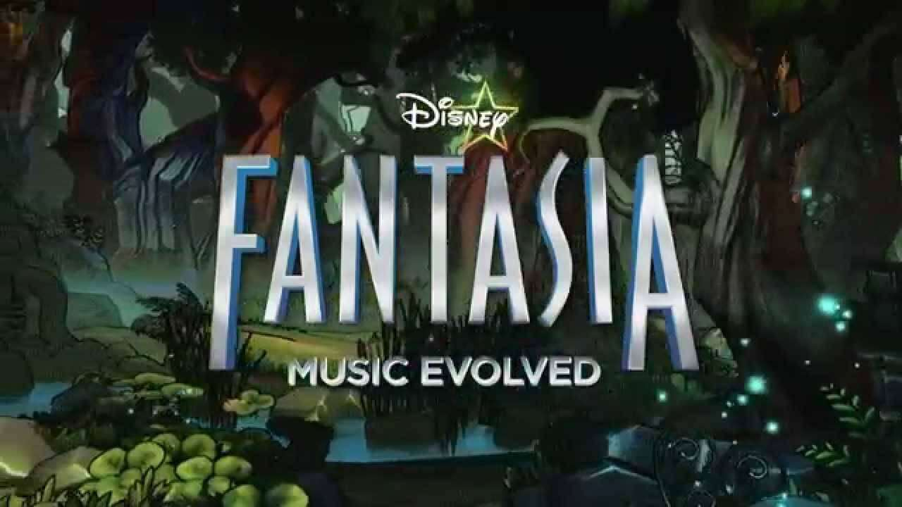 I Love Rock And Games – Fantasia: Music Evolved (2014)