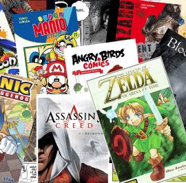 Comics basados en Videojuegos