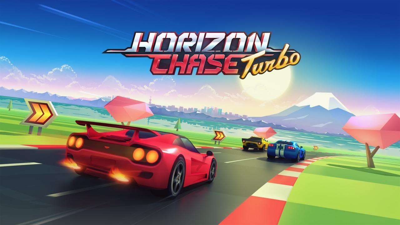 Horizon Chase Turbo. Mas que nostalgia por los juegos de carreras de los 80´s