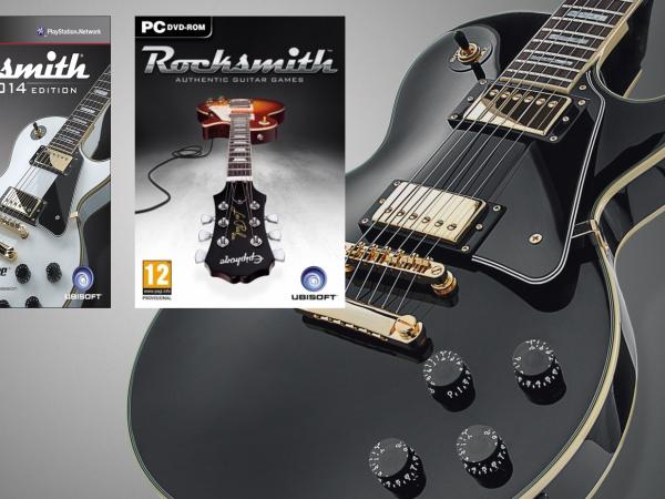 I Love Rock And Games - Rocksmith (2011) El Juego Que Te Convertirá En Una Estrella De ROCK