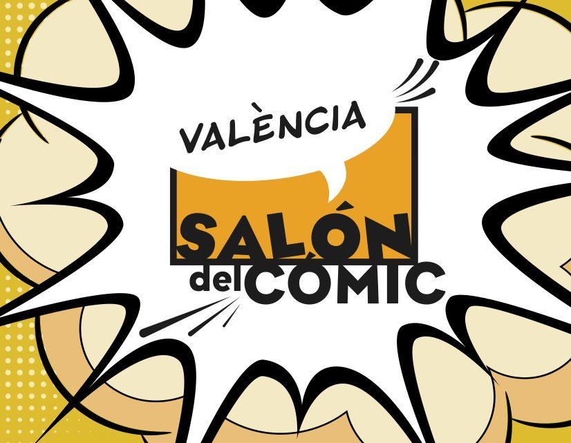 Salón del Comic de Valencia 2020