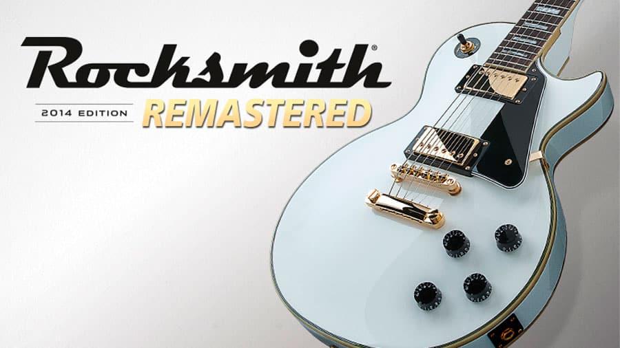 Track List RockSmith y RockSmith 2014 + DLC´s