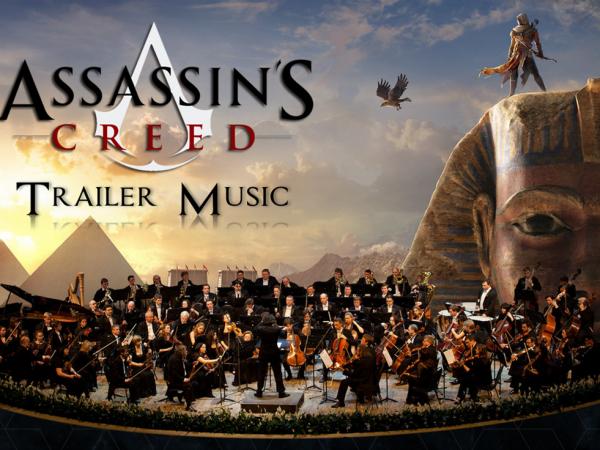 Assassin's Creed, La mejor Musica en anuncios de videojuegos.