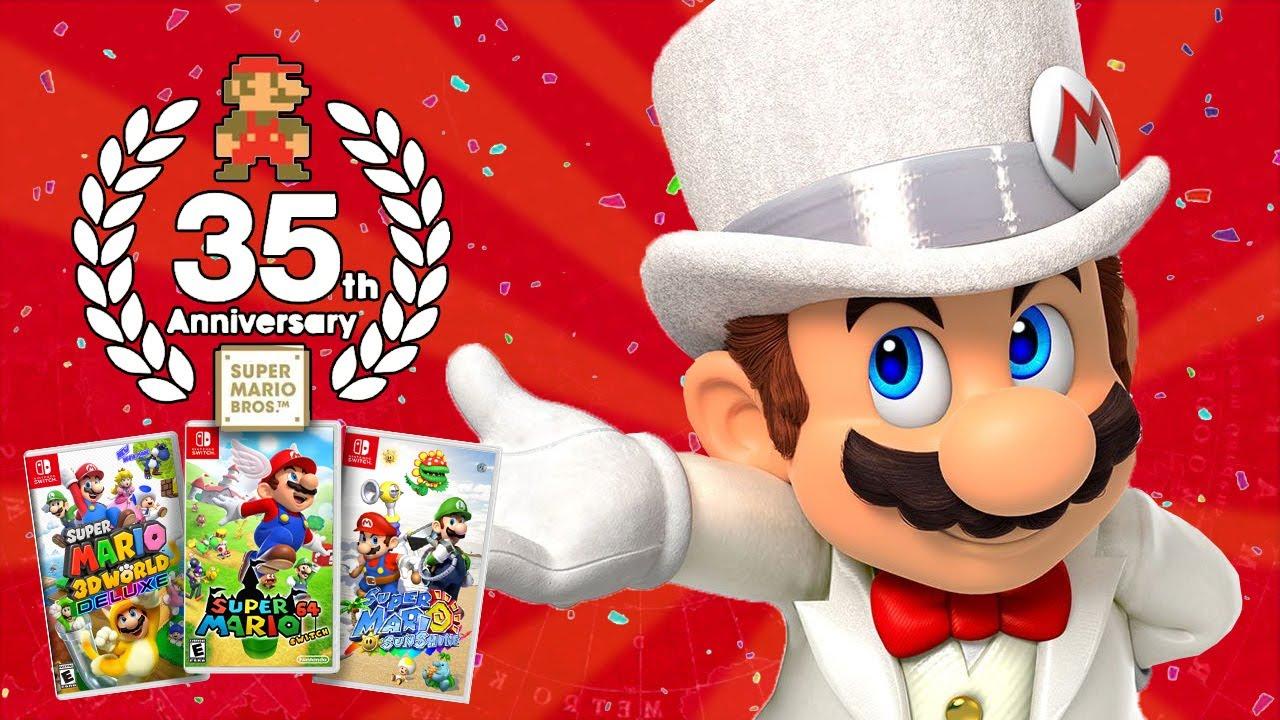 Super Mario Bros. Cumple 35 Años, y nuestra primera consola 10
