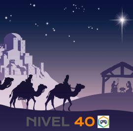 Feliz Noche Magica, Feliz Noche de Reyes.