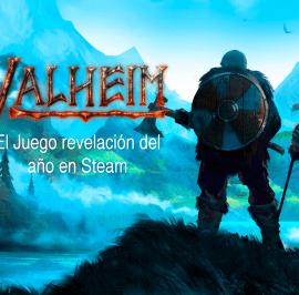 Valheim, El Juego Revelación del Año en Steam