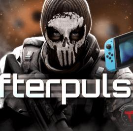 Afterpulse Llega a Nintendo Switch con el aliciente del Nintendo Switch Fast Pass