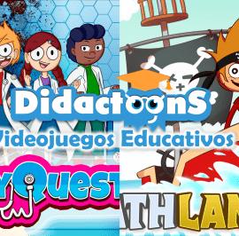 Didactoons, Utilizando los videojuegos como apoyo en la educación de nuestros hijos