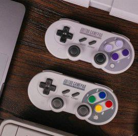 Mandos USB, Toma El Control De Tu Consola Retro