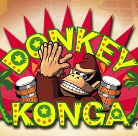 I Love Rock And Games: Donkey Konga ¡Que suenen esos Bongos!