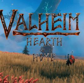 VALHEIM. Los cuervos de Odín entregarán la actualización Heart & Home el jueves 16 de septiembre