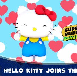 Hello Kitty llega a Super Monkey Ball Banana Mania!
