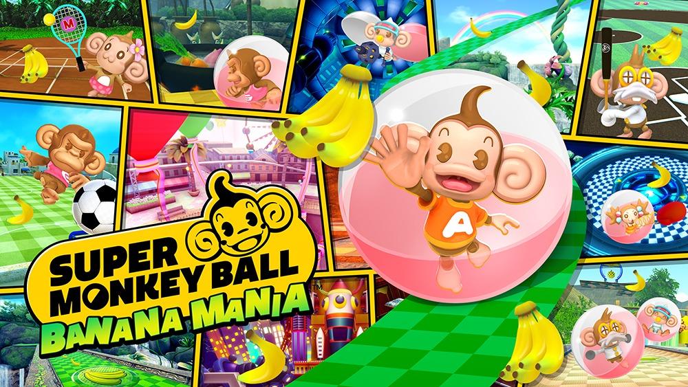 ¡SEGA® y la marca global de estilo de vida Sanrio®se complacen en anunciar que Hello Kitty® llega a Super Monkey Ball Banana Mania!
