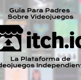 Itch.io, una plataforma para descubrir juegos independientes